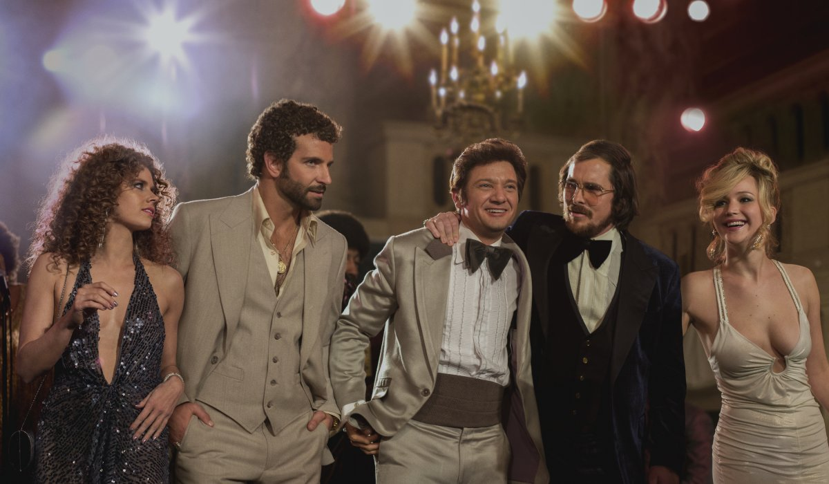The More You Say 'No', The More They Want In: My Thoughts on American Hustle
