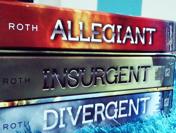 Be Brave: My Thoughts on the Divergent Trilogy
